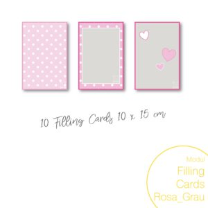 Dein Remember-Me Filling-Cards Gross Rosa_Grau