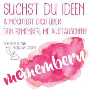 Memember Facebookgruppe