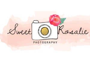 Logo Sweet Rosalie Photography